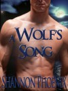A Wolf's Song - Shannon Phoenix