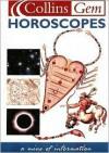 Collins Gem Horoscopes (Collins GEM) - J. Maya Pilkington, The Diagram Group