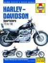 Harley-Davidson Sportsters '70 to '08 - John Harold Haynes