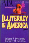 Illiteracy in America - Edward F. Dolan, Margaret M. Scariano