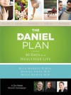 The Daniel Plan Church Campaign Kit: 40 Days to a Healthier Life - Rick Warren, Daniel G. Amen, Mark Hyman