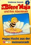 Majas Flucht aus der Heimatstadt - Waldemar Bonsels, Alfons Schweiggert