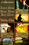 Romance on the Ranch Series (Dream Kisses, Honey Kisses, Baby Kisses)) - Verna Clay