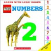 Learn With Lego: Numbers: Counting - Scholastic Inc., Scholastic Editorial