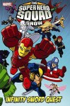 Marvel Super Hero Squad: Infinity Sword Quest - Eugene Son, Chris Jones, Paul Tobin, Darío Brizuela