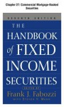 The Handbook of Fixed Income Securities, Chapter 27 - Commercial Mortgage-Backed Securities - Frank J. Fabozzi