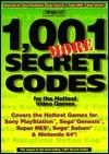 1001 More Secret Codes - Ronald Wartow