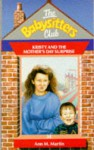 Kristy and the Mother's Day Surprise (The Babysitters Club, #24) - Ann M. Martin