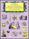 Victorian Spot Illustrations, Alphabets and Ornaments - Carol Belanger Grafton, Henri Desire Porret, Henri Dcesirce Porret