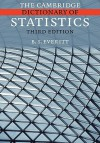 The Cambridge Dictionary of Statistics - B.S. Everitt