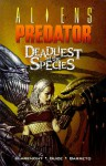 Aliens/Predator: Deadliest of the Species - Chris Claremont, Jackson Guice