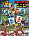Trash Pack Mucky Activity And Coloring - Parragon Books