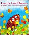 Leo the Late Bloomer Board Book (Board Book) - Robert Kraus, José Aruego