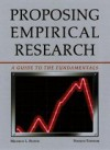 Proposing Empirical Research: A Guide to the Fundamentals by Mildred L. Patten - 2010 4th Edition - Author
