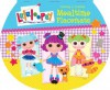 Lalaloopsy Mealtime Placemats - Modern Publishing