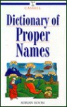 Cassell Dictionary of Proper Names - Adrian Room