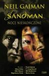 Sandman: Noce Nieskończone - Bill Sienkiewicz, Glenn Fabry, Barron Storey, Neil Gaiman