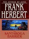 The Santaroga Barrier (MP3 Book) - Scott Brick, Frank Herbert