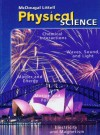 Mcdougal Littell Science: Physical Science - James S. Trefil, Rita Ann Calvo, Kenneth Cutler