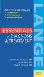 Essentials Of Diagnosis & Treatment, 2nd Ed. (Book & Pda Combo) - Lawrence M. Tierney Jr., Sanjay Saint, Mary A. Whooley