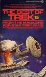 The Best of Trek: From the Magazine for Star Trek Fans (Best of Trek, #5) - Walter Irwin, G.B. Love