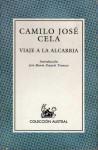 Viaje a la Alcarria - Camilo José Cela