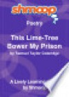 This Lime-Tree Bower My Prison: Shmoop Poetry Guide - Shmoop