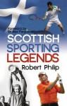 Scottish Sporting Legends - Robert Philip, Alex Ferguson