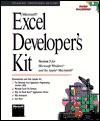 Excel Developer's Kit (Professional Reference) - Microsoft Corporation, Microsoft Press