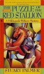 The Puzzle of the Red Stallion - Stuart Palmer
