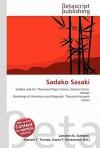 Sadako Sasaki - Lambert M. Surhone, Susan F. Marseken