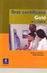 First Certificate Gold Interactive CD-ROM - Richard Acklam