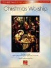 Christmas Worship - The Christian Musician - Hal Leonard Publishing Company
