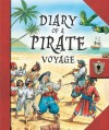Diary of a Pirate Voyage: An Interactive Adventure Tale [With Poster] - Nicholas Harris