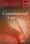 Principles of Constitutional Law, 4th (Concise Hornbooks) - John E. Nowak, Ronald D. Rotunda