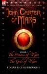 John Carter of Mars, Vol. 1 (Barsoom, #1-2) - Edgar Rice Burroughs