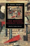 The Cambridge Companion to the Modern German Novel - Graham Bartram
