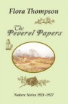 The Peverel Papers: A Yearbook Of The Countryside - Flora Thompson
