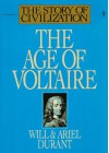 The Age of Voltaire - Will Durant, Ariel Durant