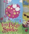Itsy Bitsy Spider (Board Book) - Charles Reasoner, Marina Le Ray