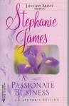 A Passionate Business - Stephanie James