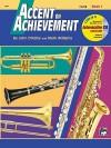 Accent on Achievement, Book 1: Flute - John O'Reilly, Mark Williams