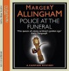 Police At The Funeral - Margery Allingham, Philip Franks