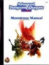Monstrous Manual - Doug Stewart