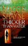 Thicker Than Water - Maggie Shayne