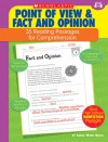 Point of View & Fact and Opinion: 35 Reading Passages for Comprehension - Linda Ward Beech