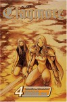 Claymore, Vol. 04: Marked for the Death - Norihiro Yagi