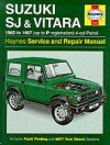 Suzuki Sj410/Sj413 (82 97) And Vitara Service And Repair Manual (Haynes Service & Repair Manuals) - Bob Henderson, A.K. Legg