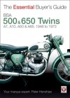 BSA 500 & 650 Twins: The Essential Buyer's Guide - Peter Henshaw