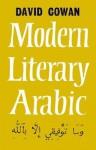 An Introduction to Modern Literary Arabic - David Cowan